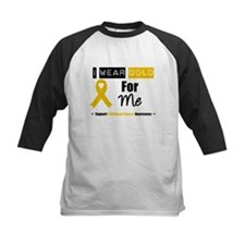 I Wear Gold For Me Tee