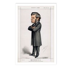 Thomas Henry Huxley Postcards (Package of 8)