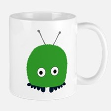 Green Wuppie Mug