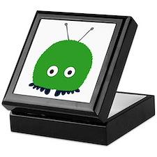 Green Wuppie Keepsake Box