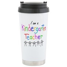 Kindergarten Teacher Travel Mug