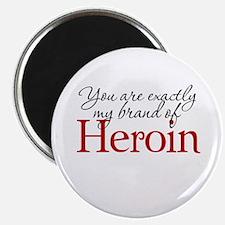 Brand of Heroin Magnet