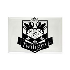Twilight Symbol Rectangle Magnet