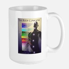 The Body Conscious Large Mug