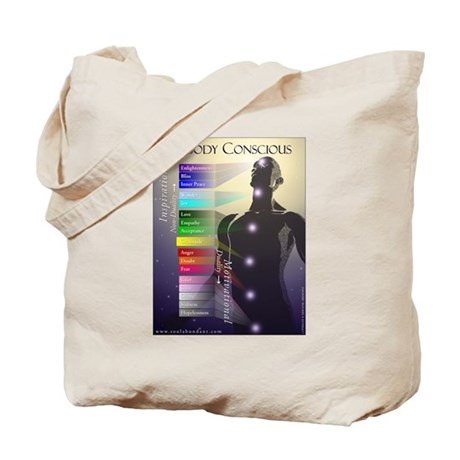 The Body Conscious Tote Bag