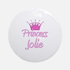 Princess Jolie Ornament (Round)