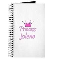 Princess Jolene Journal