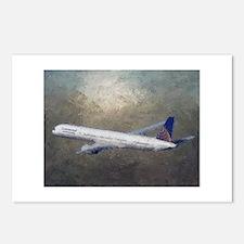 Cute Boeing Postcards (Package of 8)