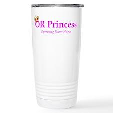 OR Princess RN Travel Mug