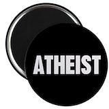 Atheist Stickers & Flair
