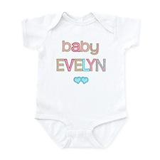 Unique Evelyn Infant Bodysuit