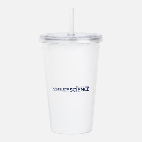 Unique Name and date Acrylic Double-wall Tumbler