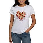 Tulips, Let Love Bloom Women's T-Shirt