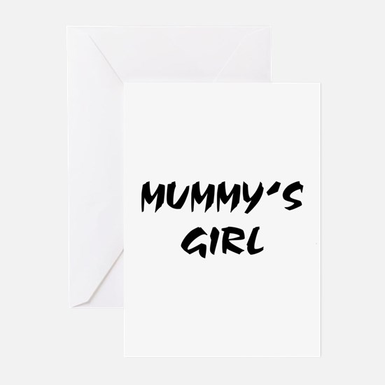MUMMY'S GIRL! Greeting Cards (Pk of 10)