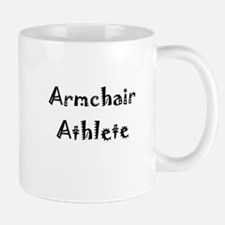 Armchair Athlete Mug
