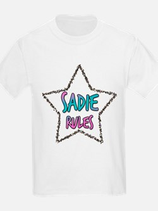 Unique Sadie T-Shirt