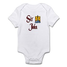 Sir John Infant Bodysuit