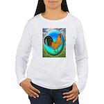 Dutch Opal Bantam Women's Long Sleeve T-Shirt