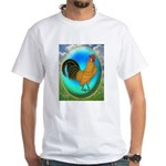 Dutch Opal Bantam White T-Shirt