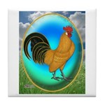 Dutch Opal Bantam Tile Coaster