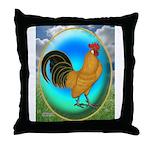 Dutch Opal Bantam Throw Pillow