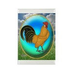 Dutch Opal Bantam Rectangle Magnet (100 pack)