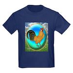 Dutch Opal Bantam Kids Dark T-Shirt