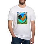 Dutch Opal Bantam Fitted T-Shirt