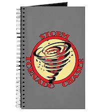 Storm Tornado Chaser Journal