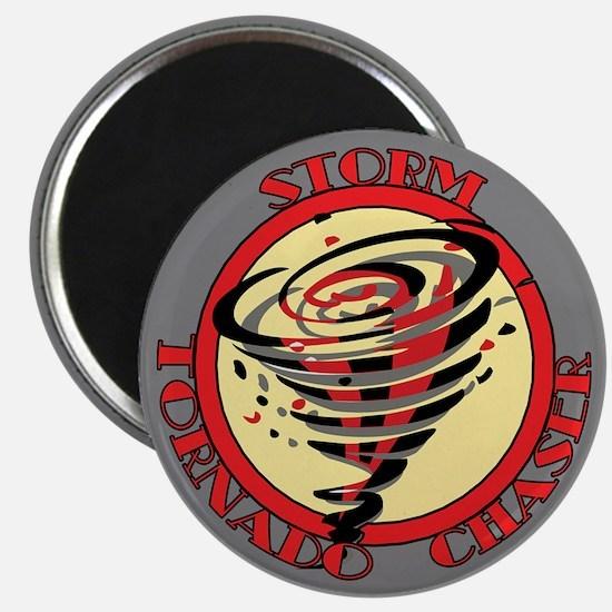 Storm Tornado Chaser Magnet