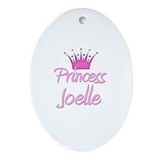 Princess Joelle Oval Ornament