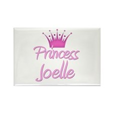 Princess Joelle Rectangle Magnet