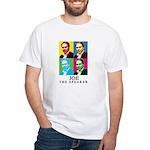 Joe The Speaker White T-Shirt