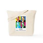 Joe The Speaker Tote Bag