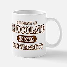 Chocolate U Mug