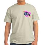 EMS Care Heart Light T-Shirt