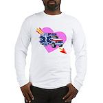EMS Care Heart Long Sleeve T-Shirt