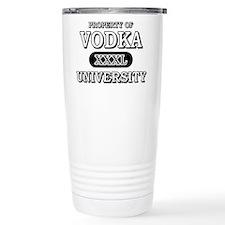 Vodka U Travel Mug