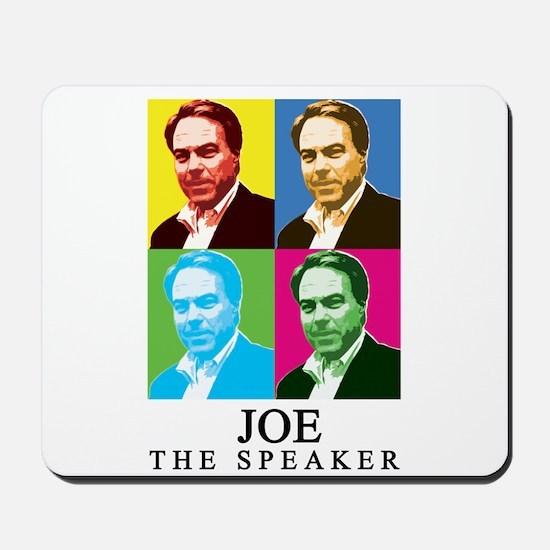Joe The Speaker Mousepad