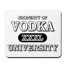 Vodka U Mousepad