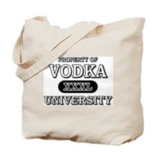 Vodka U Tote Bag