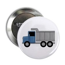 "Dumptruck 2.25"" Button"