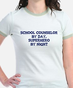 School Counselor by day T