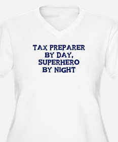 Tax Preparer by day T-Shirt