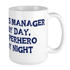 Sales Manager by day Mug