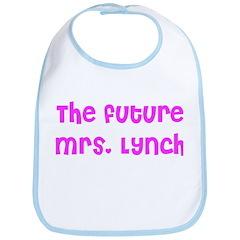 The future Mrs. Lynch Bib