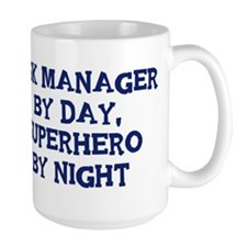 Risk Manager by day Mug