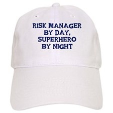 Risk Manager by day Baseball Cap