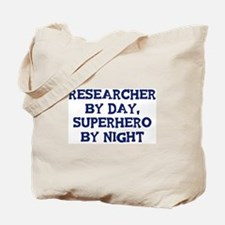 Researcher by day Tote Bag