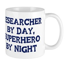 Researcher by day Mug